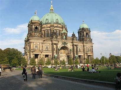 Museum Island Berlin Cathedral Church Museums Around
