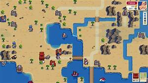 Wargroove Introduces Biomes Nintendo Everything