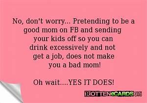 Bad Parenting Q... Crappy Parenting Quotes