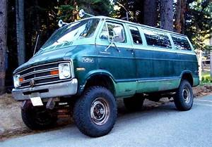 Dodge Terravan 4x4 Drivetrain Modification