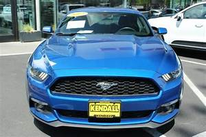 Pre-Owned 2017 Ford Mustang EcoBoost Coupe for Sale #BU2401B | Porsche Bend