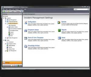ux portfolio microsoft service manager