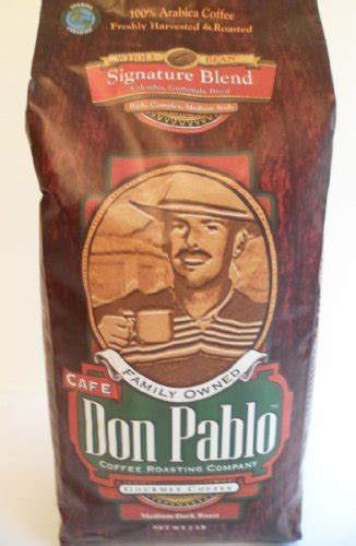 Slow roasting small batches to achieve the perfect roast; Top 12 Best Don Pablo Coffee Reviewed | Coffee Strong ...