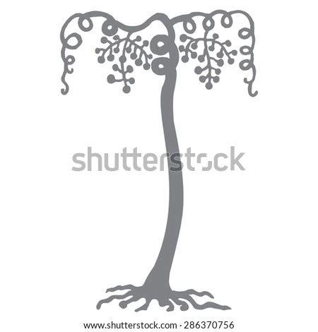 dress silhouette stock vector  shutterstock