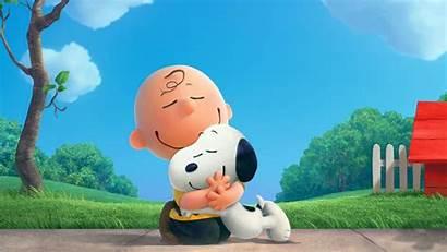 Charlie Snoopy Brown Peanuts Desktop Painel Lona
