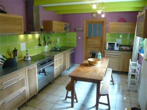 d馗oration d une cuisine nos suggestions pour une décoration cuisine vert anis