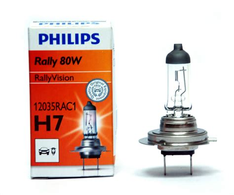 Philips Automotive Lighting by 1pc Philips Headlighting L Automotive Lighting Rally H7