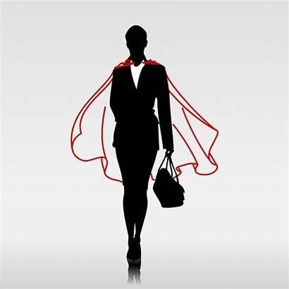 Language Power Woman Courage Superwoman Corporate Female