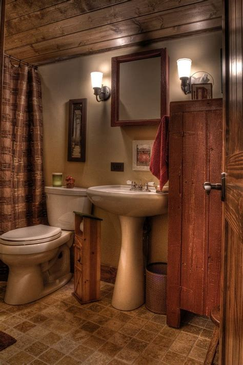 rustic bathroom ideas for small bathrooms 27 best images about powder room on rustic