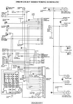 1988 Ranger Instrument Cluster Wiring Diagram Pinout The by Repair Guides