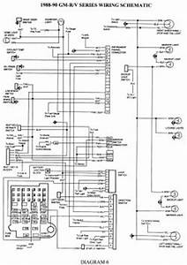 repair guides wiring diagrams wiring diagrams With 1993 gmc wiring diagram from the ac relayfirewallcompressor