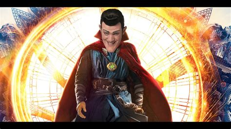 We Are Number One But Dormammu, I've Come To Bargain