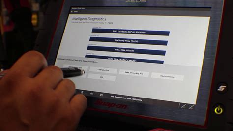 Diagnostic System by Zeus Snap On Diagnostic System Overview Demo Of Intelli