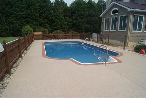 Best Concrete Pool Deck Coatings