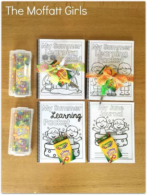 Avoid The Summer Slide! Summer Review Packets For Kindergarten, 1st Grade And 2nd Grade! No Prep
