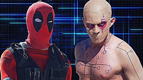 Watch Deadpool (Comic) VS Deadpool (X-Men Origins