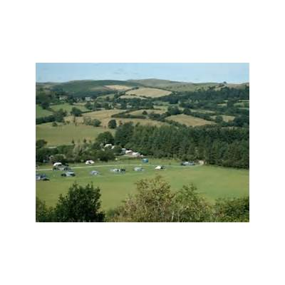 Fforest Fields Camping Site Builth Wells - Mid Wales