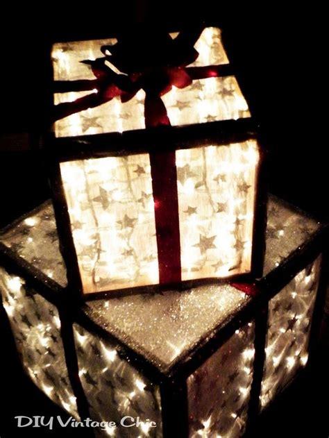 unique outdoor christmas presents ideas  pinterest