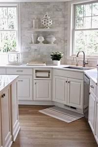 29 quartz kitchen countertops ideas with pros and cons With what countertops go with white cabinets