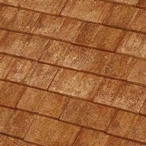 Tuile Plate Terre Cuite : tuiles en terre cuite plate eminence coloris sable champagne ~ Melissatoandfro.com Idées de Décoration