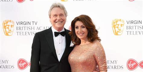 Jane McDonald announces fiancé Eddie Rothe has died