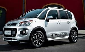 Auto Blog  Citroen C3 Aircross