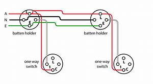 A Light Socket Wiring Diagram 240v