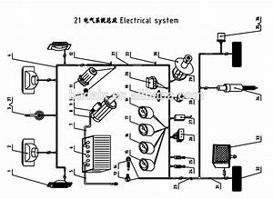 Electrical System  U0026 Supply Dongfeng Df240 Df244 Df250