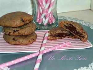 Recette Fondant Au Nutella : recette de cookies coeur fondant au nutella ~ Melissatoandfro.com Idées de Décoration