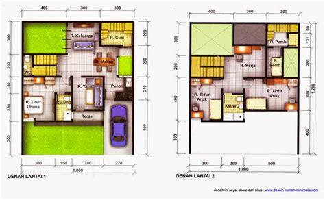 desain rumah minimalis  kamar tidur gambar foto desain