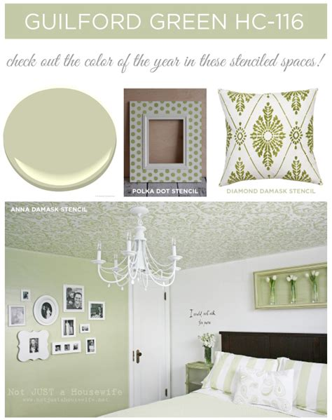 decorating ideas featuring benjamin s color of the