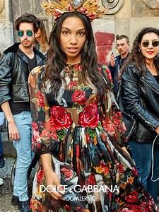 Dolce & Gabbana Fall 2017 Ad Campaign   LES FAÇONS