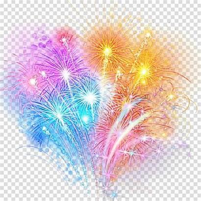 Eve Fireworks Clipart Clip Transparent Sky Event