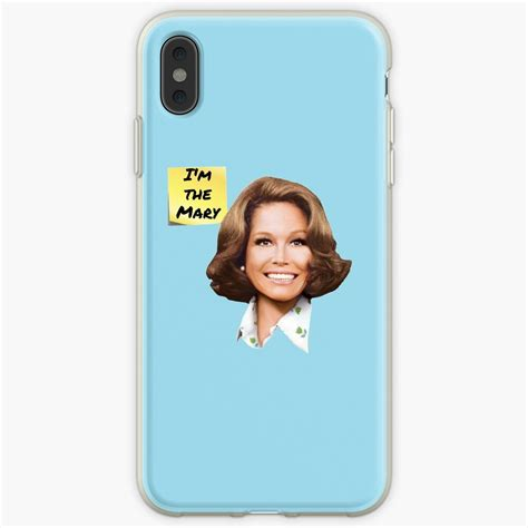 """Mary tyler moore throwing her hat. """"Mary Tyler Moore- I'm the Mary"""" iPhone Case & Cover by IndecentDesigns   Redbubble"""