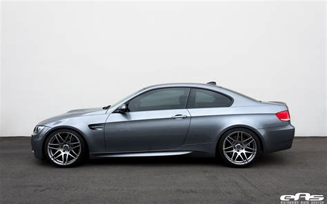Bmw Space Grey by Space Grey Bmw E92 M3 Climbs On Kw Suspension At Eas