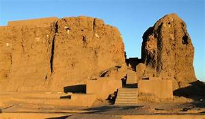 Ancient Round Temples Discovered In Sudan  Architecture