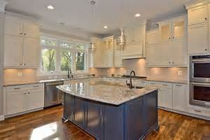 kitchen islands with granite tops with your kitchen how to choose a different color island ndi