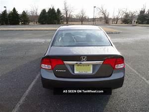 2011 Honda Civic Lx Sedan 5 - Spd Manual 4