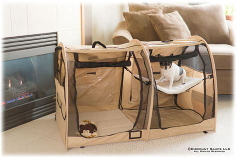 functional kennels  cat houses