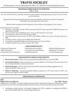 10 best professional resume samples images on pinterest With how to write an executive level resume