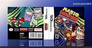 Mario Vs Donkey Kong Minis March Again Nintendo Ds Box