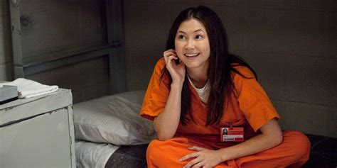 Everything We Learned From Reddits Ama With Orange Is The New Black Star Kimiko Glenn Huffpost