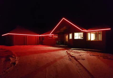 permanent led christmas lights calgary permanent led christmas house lights house plan 2017
