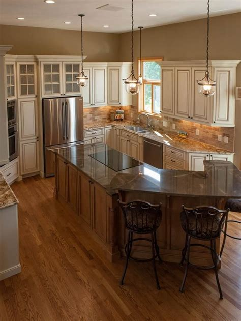 tuscan kitchen island traditional tuscan kitchen makeover white cabinets
