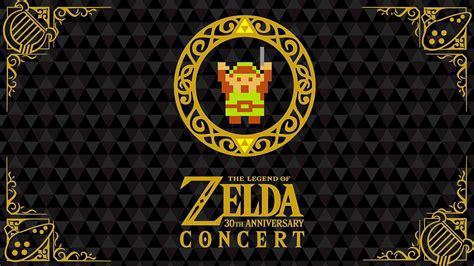 30th Anniversary Medley  The Legend Of Zelda 30th Anniversary Concert Youtube