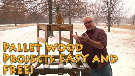 pallet wood projects     easy   recycled