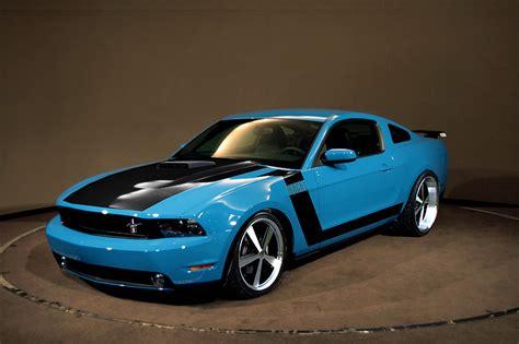 2010 Grabber Blue Mach