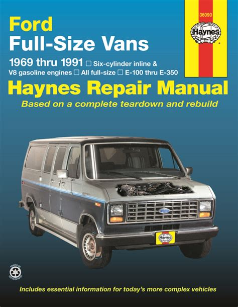 econoline haynes manuals