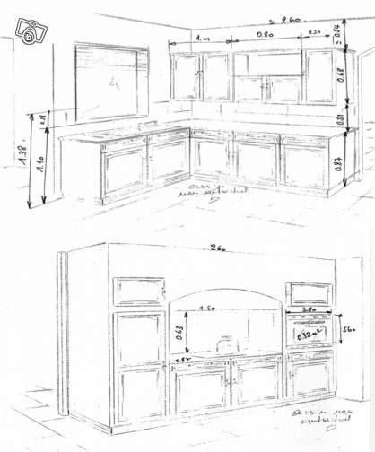 hauteur meuble haut cuisine rapport plan travail hauteur meuble haut cuisine rapport plan travail hauteur