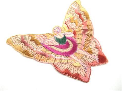 applique vintage antique applique butterfly applique 1930s